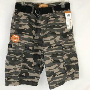 930ef2c471 Lee Bottoms | Nwt Camo Cargo Shorts Boys Sz 16r K12 | Poshmark